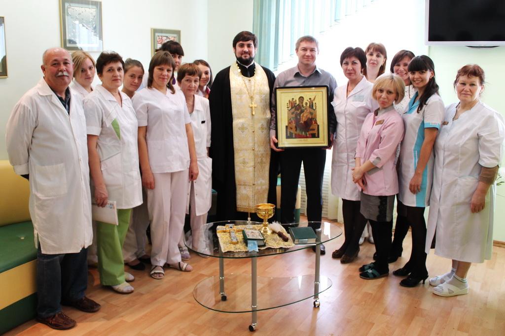 Белая роза оренбург медицинский центр